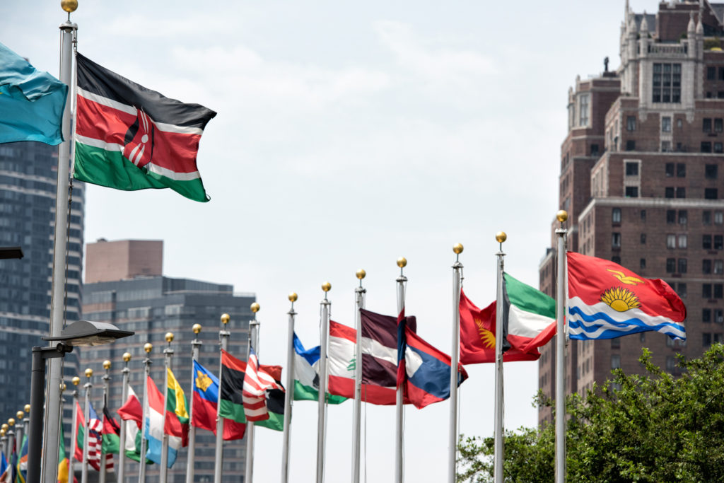 diversité drapeaux