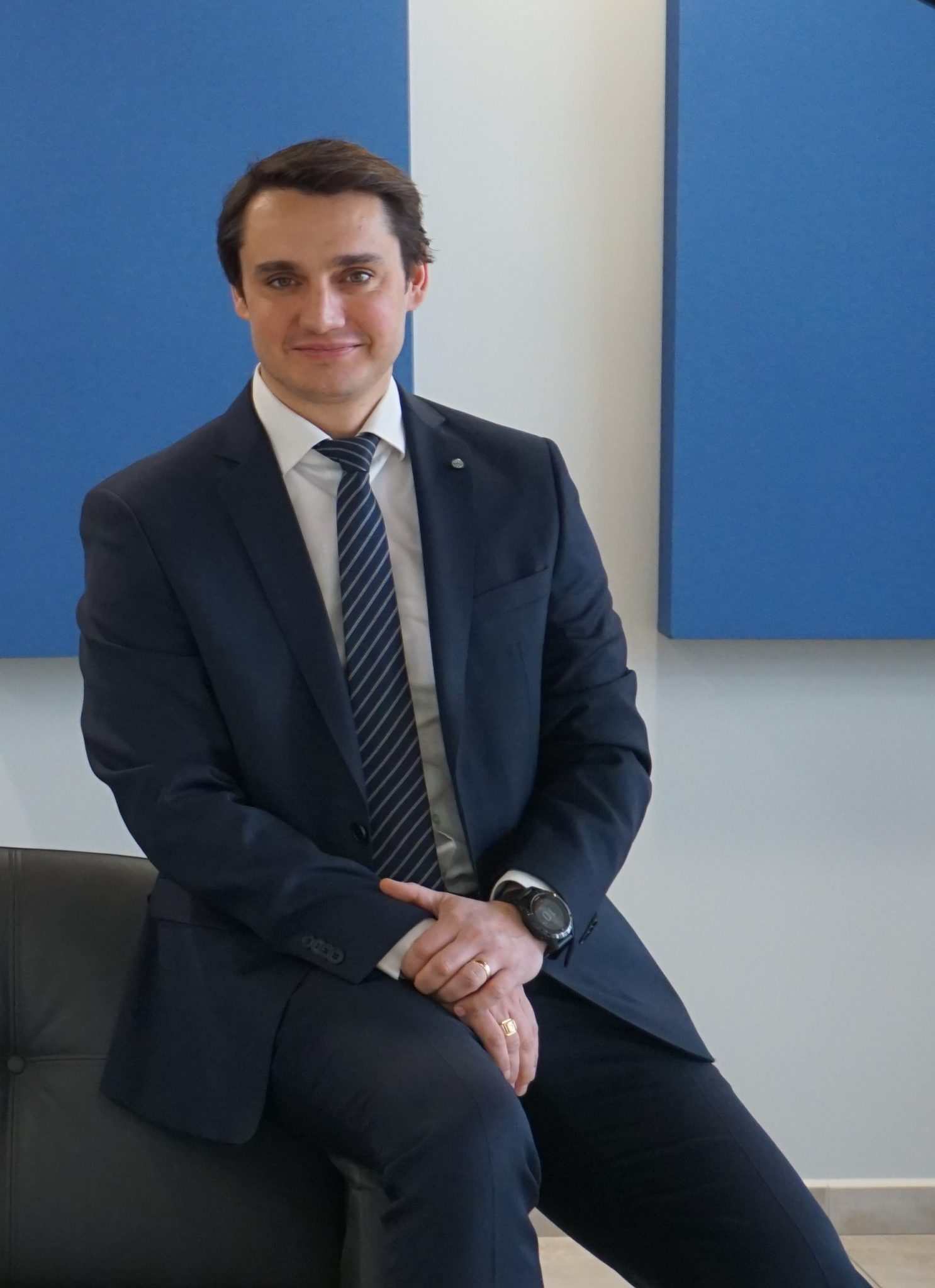Pierre CHEVALIER président SAMSIC EMALEC